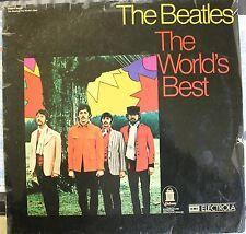 The Beatles - The World's Best - EMI 27 408-4 - Vinyl