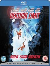 Vertical Limit Blu Ray Chris ODonnell Robin Tunney UK Rel New Sealed Region Free