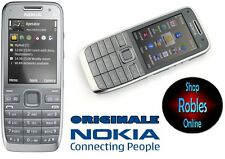 Nokia E52 Grey (Ohne Simlock) Smartphone WLAN 3,2MP 4BAND 3G GPS Finland TOP