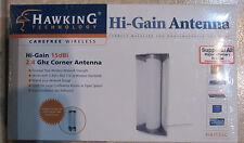 Hawking 2.4 GHz Wi-Fi Hi-Gain Corner Antenna - HAI15SC