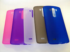 Silicone/Gel/Rubber Mobile Phone 3D Cases for LG
