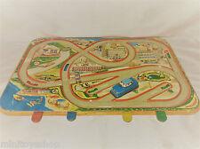 Technofix no. 295 Traffic Control Blechspielzeug Vintage Germany !!!