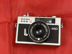 RICOH 500 G 35mm Canera