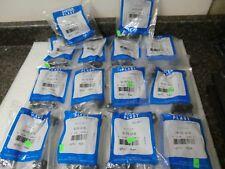 Lot / Qty (56) System Plast VG-031-12-50 Rail Clamps Brackets  (14- 4 Per Bag)