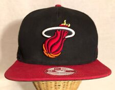 Miami Heat Snapback cap New Era 9FIFTY A-Frame NBA Hardwood Classics