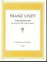 Franz Liszt ~ Ungarische Rhapsodie Nr. 2