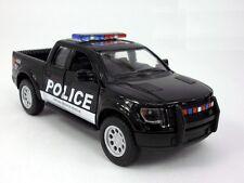 """5"""" Kinsmart 2013 Ford F-150 SVT Raptor SuperCrew Police Special Diecast 1:46"""