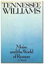 Tennessee WILLIAMS / Moise and the World of Reason Signed 1st Edition 1975
