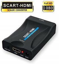 Scart auf HDMI Scart zu HDMI Konverter 1080P Scart to HDMI Adapter 60Hz HD