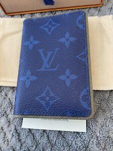 Louis Vuitton SS18 Monogram Pacific PO Pocket Organizer New
