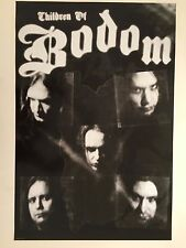 CHILDREN OF BODOM,MUSIC BAND,RARE  2007 POSTER