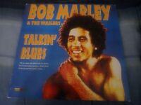 Bob Marley & The Wailers – Talkin' Blues Vinyl LP 1991