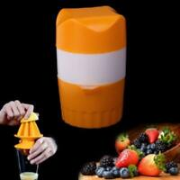 Manual Orange Juicer Citrus Lemon Press Fruit Squeezer Juice Extractor Machine