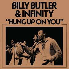 Billy Butler & Infinity - Hung Up on You (Audio CD 2014) NEW