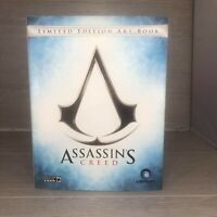 Assassins Creed Altair Limited Collectors Edition Official Artbook and Litho