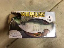 Big Mouth Billy Bass 445076 with Alexa Amazon Bluetooth