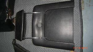 1969 1970 CADILLAC ELDORADO INTERIOR BLACK PANELS SEATS ARM HEADREST 67 68 adapt