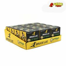"D-Formz Bruce Lee 3"" Sealed Case of 12 Vinyl Figures"