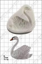 Silicone mould Swan (left) | Food Use FPC Sugarcraft FREE UK shipping!