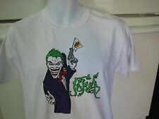 The Joker with pow gun Batman comic vintage t shirt small unused or perfect