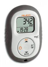 Schrittzähler Hitrax Step 3D Kilometerzähler Kalorienzähler Uhr Thermometer