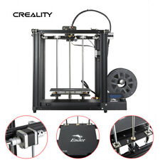 Creality Ender 5 3d Printer 220x220x300mm Magnetic Plate Dual Y-axis Motor