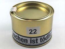 Kohlhase & Kopp 22 Hausmischung - 100g Dose Pfeife Tabak Pfeifentabak Kirsche