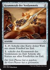 2x Krummstab der Verdammnis (Crook of Condemnation) Hour of Devastation Magic