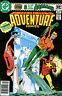 ADVENTURE COMICS #475 VF/NM 1980 Aquaman Starman PlasticMan DC *ShipFree w/$35 o