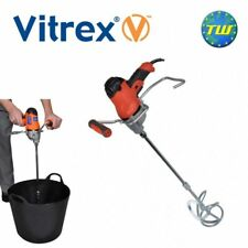 Vitrex MIX850 Adjustable Speed Power Mixer 850W 240V Mortar Adhesive & Cement