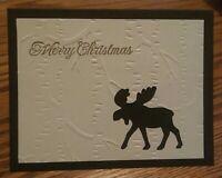 Stampin up card making kit - Merry Christmas - Woodland Moose