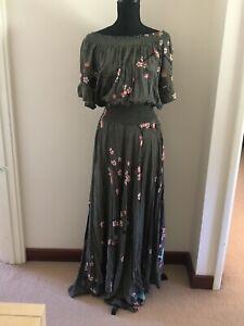 Jaase Maxi Dress Size L