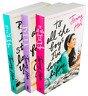 Jenny Han 3 Book Collection P.S. I Still Love You, Always and Forever, Lara Jean