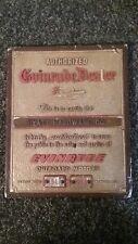 EVINRUDE DEALER AUTHORIZATION SIGN PLATE 1940's thru 1950's Hyatt Hardware