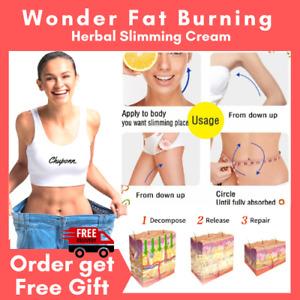 30 Anti Fat Slimming Gel Cream Cellulite Body Weight Loss Burning Burner Firming