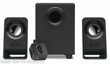 Altavoces Logitech Z213 Estereo 2.1 7w RMS Subwoofer + 2 Satelites para MP3 o PC