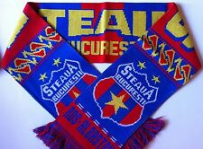 STEAU BUCHAREST Football Scarve NEW from Superior Acrylic Yarns