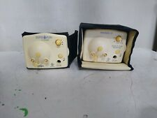 Lot Of 2 Medela Pump In Style Advanced Breast Pump - Motors Only