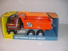 1/16 Vintage Ertl International Transtar Hydraulic Dump Truck W/Box! (4)