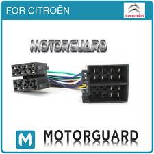 Autoradios et façades autoradio pour véhicule Citroën ISO