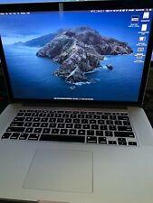 "Apple MacBook Pro15.4"" (Late 2013) 500GB SSD"