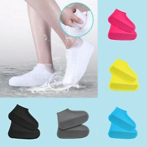 Best Boots Water Proof Shoe Cover Silicone Material Unisex Shoes Protectors Rain