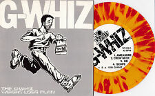 "G-Whiz - The G-Whiz Weight-Loss Plan 7"" COLOUR VINYL Higley All Descendents Punk"