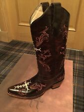 Circle G by Corral boot co. Ladies cowboy boots