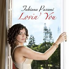 LOVIN' YOU by Fabiana Passoni  CD (single)