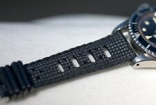Get 2 Tropic type 20mm vintage dive watch straps for $44.99 NOS from 1960s/70s