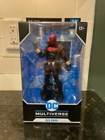 """RED HOOD McFarlane Toys DC Multiverse Single Pack 7"""" Action Figure"""