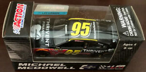 Michael McDowell #95 Thrivent 2016 Chevrolet SS Action NASCAR 1:64 scale