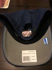 '47 Brand Chicago Bulls Nba All Denim Clean Up Cap Hat Adjustable Strap Nwt