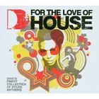 VARIOUS - FOR THE LOVE OF HOUSE VOL.4 3 CD NEU